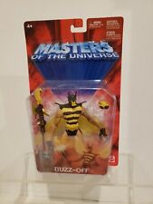 Masters of The Universe BUZZ-OFF 6-Inch Action Figure 2003 Mattel