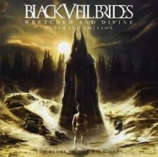 Wretched and Divine Story of The Wild 0602537402533 by Black Veil Brides CD