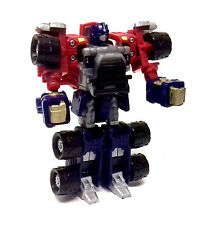 "TRANSFORMERS Armada Optimus Prime 6"" Truck to Robot Figure toy RARE"