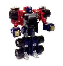 "TRANSFORMERS Armada Optimus Prime 6"" Truck to Robot Figure toy RARE"