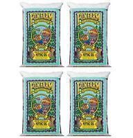 FoxFarm Ocean Forest Garden Potting Soil Bags 6.3-6.8 pH, 6 Cubic Feet (4 Pack)