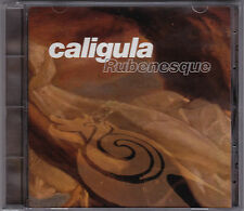 Caligula - Rubenesque - CD (518 9942 1994 Phonogram)