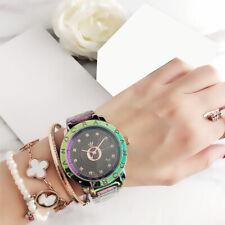 New Fashion Stainless Steel Inlaid zircon Wristwatch Pando  Watches