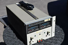 HP 6002A DC POWER SUPPLY 0-50V 0-10A 200W Option 001 Lab Tested GUARANTEED!
