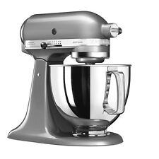 Kitchen Aid Küchenmaschine Artisan 5KSM125ECU NEUES MODELL kontur silber