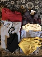 Brandy Melville 7 Piece  Bundle  NEW !! Xsmall-small