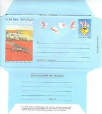 Elizabeth II (1952-Now) Australian Postal Stationery