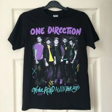 One Direction On The Road Again 2015 Tour Merch T-shirt Men Size S-3XL