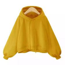 Plus Size Women Hoodies Sweatshirt Ladies Hooded Tops Jumper Pullover Shirts Top