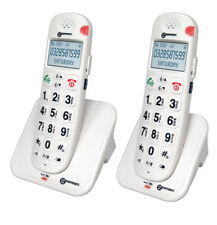 geemarc Amplidect 260 Duo Schwerhörigen-Telefon Seniorentelefon wie NEU !!!
