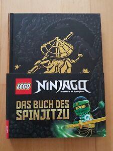 LEGO ® NINJAGO ® Das Buch des Spinjitzu (Gebundene Ausgabe)