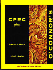 O'Connor's Civil Practice & Remedies Code Plus by Texas and David J. Beck (2003,
