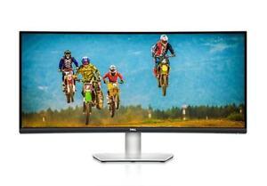 Dell 34 Curved Monitor - AMD FreeSync QHD WQHD 3440 x 1440 at 100 Hz