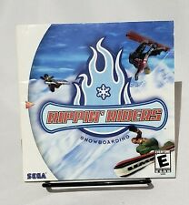 Rippin Riders Manual Only Sega Dreamcast