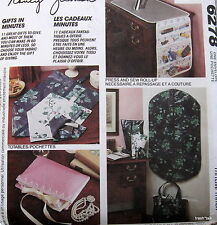 Sewing Room Accessories garment bag pattern 11 gifts!