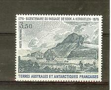 TIMBRES TAAF POSTE AERIENNE N° 47 ** BICENTENAIRE COOK