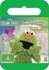 Sesame Street - Being Green (DVD, 2010)