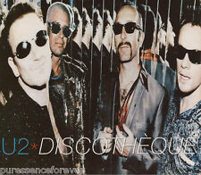 U2 - Discotheque (UK 3 Track CD Single Pt 1)