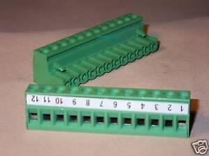 PHOENIX CONTACT 1754643  MSTB 2.5/12-ST plug