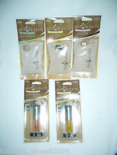 Chic Spa Scents Air Freshener For Autos & Other Uses - You Choose Scent (Nip)
