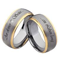Eheringe Trauringe Verlobungsringe Partnerringe mit Ringe Lasergravur WZ77