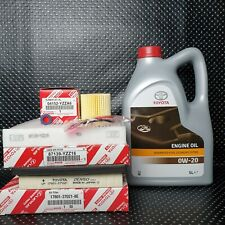 GENUINE TOYOTA AURIS HYBRID 1.8  SERVICE KIT 2010 ONWARD MODEL SAME DAY DISPATCH