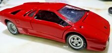 Redbox Lamborghini Diablo RED w BLACK Interior 1:24 Scale Die cast 68002 RARE