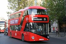New bus for London - Borismaster LT90 6x4 Quality Bus Photo