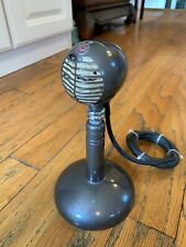 RCA Vintage Inductor Type Microphone AT EV AKG Altec Shure Mic