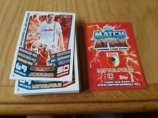 Match Attax 2013/14 Bundesliga 10verschiedene Mannschaft Karten zum aussuchen