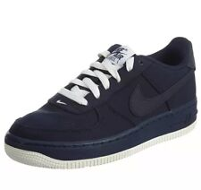 Nike Air Force 1 Gs big kids mens Obsidian Sail Athletic Shoes Size 6