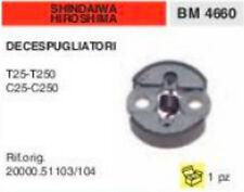 FRIZIONE COMPLETA DECESPUGLIATORE SHINDAIWA HIROSHIMA T25 T250 C25 C250
