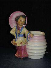 +# A000698_12 Goebel Archivmuster E&R Erphila ZF38B Chines. Mädchen Vase Gefäß