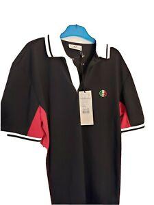 Mens Sergio Tacchini Polo Shirt