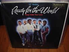 """READY FOR THE WORLD deep inside your love ( r&b ) 12"""" PROMO"""