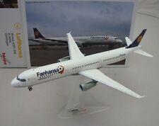 Avión modelo Herpa Wings 1:200 lufthansa airbus a321-200 fanhansa