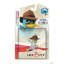 NEW Disney Infinity Crystal Series Figure-Agent P-Toys RUs Exclusive-Mint in Box