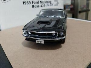 Danbury Mint 69 Ford Mustang Boss 429