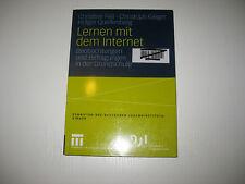 Lernen mit dem Internet von Christine Feil, Christoph Gieger, Holger...