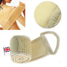 Exfoliating Loofah Loofa Back Strap Bath Shower Body Sponge Scrubber Brush