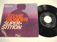 STEVIE WONDER  Superstition  1 SP