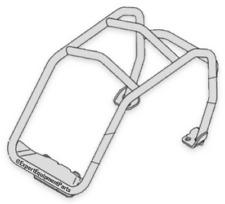 Wacker Neuson Oem Liftcage Frame fit Wp1550 Plate compactor 0110210, 5000110210