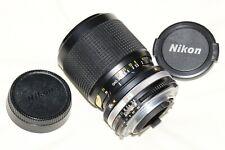 Nikon 35-105mm f3.5-4.5 AI-S Macro Zoom Lens  Excellent Condition