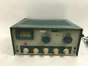 Heathkit DX-60 Vintage Tube Ham Radio Transmitter (Untested)