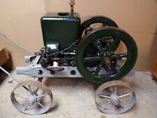 Fairbanks Morse Model Z Headless Exposed Crank 1 12 Hp Stationary Hit Miss