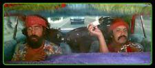 "5.5"" Cheech & Chong vinyl sticker. Up in Smoke car scene decal for laptop, bong."