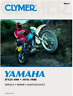 Yamaha IT 125 175 200 250 400 425 465 490 Clymer Workshop Manual Service Repair