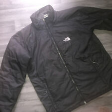 The North Face mens black lightly padded jacket/coat size XL