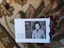 R7 ephemera 1944 usa film picture patti ryan radio singer