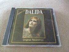 """RARE! CD """"DALIDA CHANTE EN ITALIEN : GOLDEN AGE"""""""